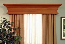 Wood Cornices Custom Built American Pacific