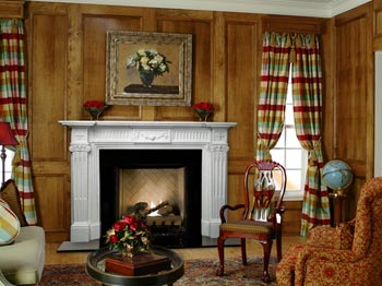 Fantastic Library Panels Wood Paneling American Pacific Largest Home Design Picture Inspirations Pitcheantrous